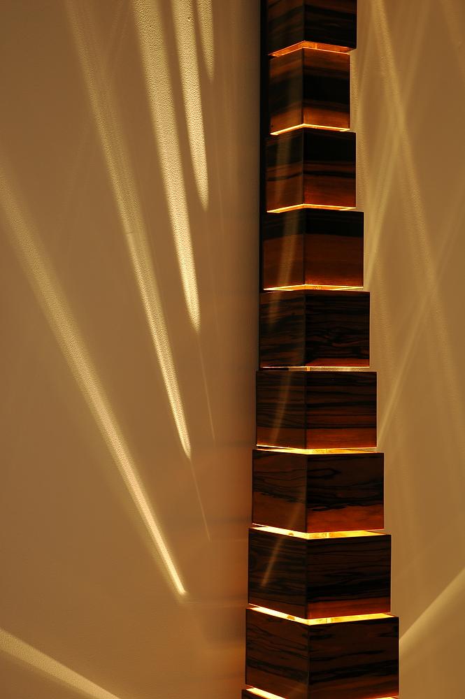 Macassar Ebony Lantern Jane Stevenson Designs