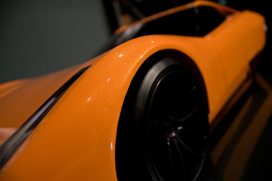 Concept Lamborghini Miura Nuovo Marco Van Overbeeke Design