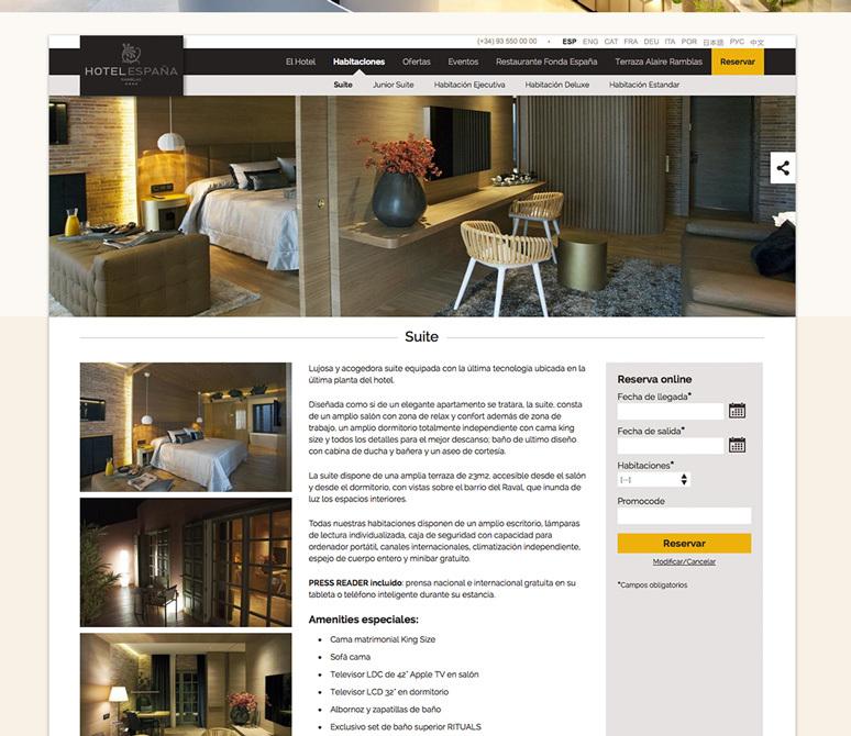 Hotel Condes Hotel España Ritabrito