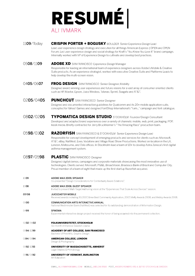 15 must see student resume pins cv format sle sle