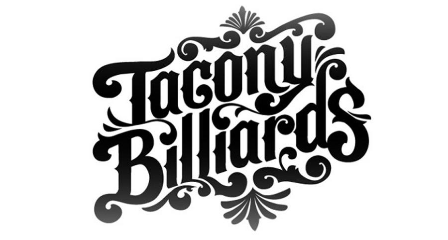 Tacony Billiards - Eric Waetzig - Art Direction, Design & Custom ...