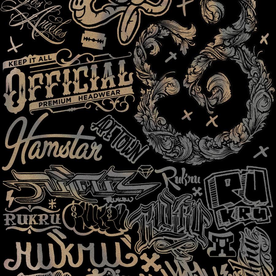 Typography Archive Eric Waetzig Art Direction Design Amp Custom Typography Lettering