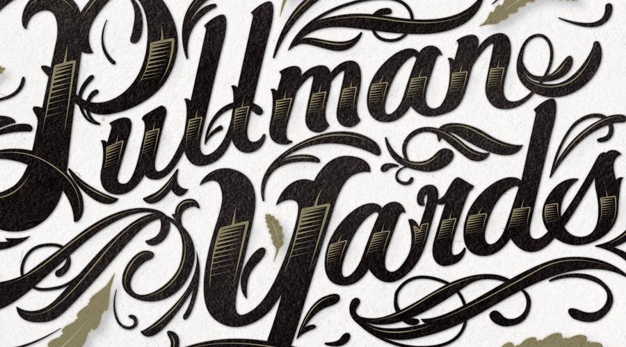 Eric Waetzig - Art Direction, Design & Custom Typography Lettering.