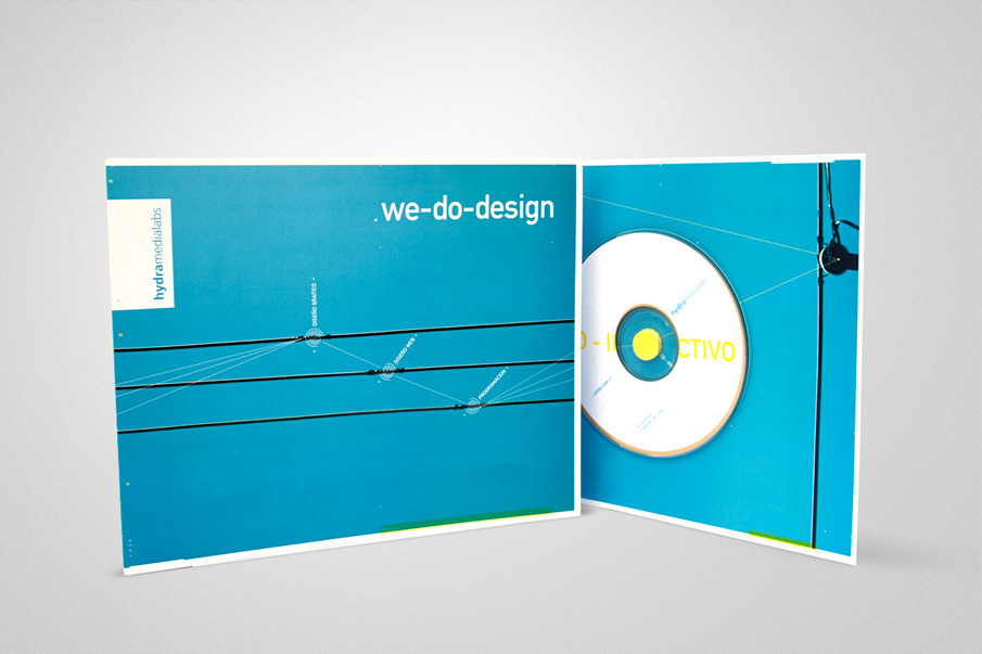 Folder hydra vrij i design art direction - Porta cd design ...