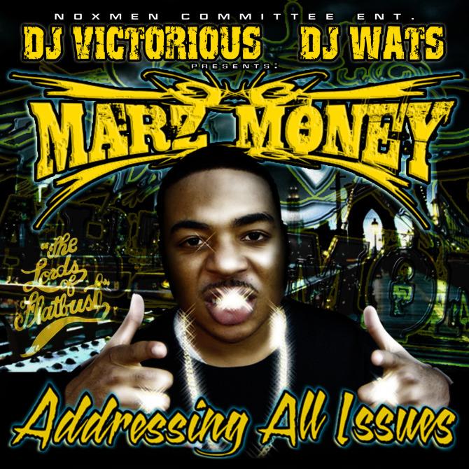 Mixtape covers marz money designs for Mixtape cover ideas