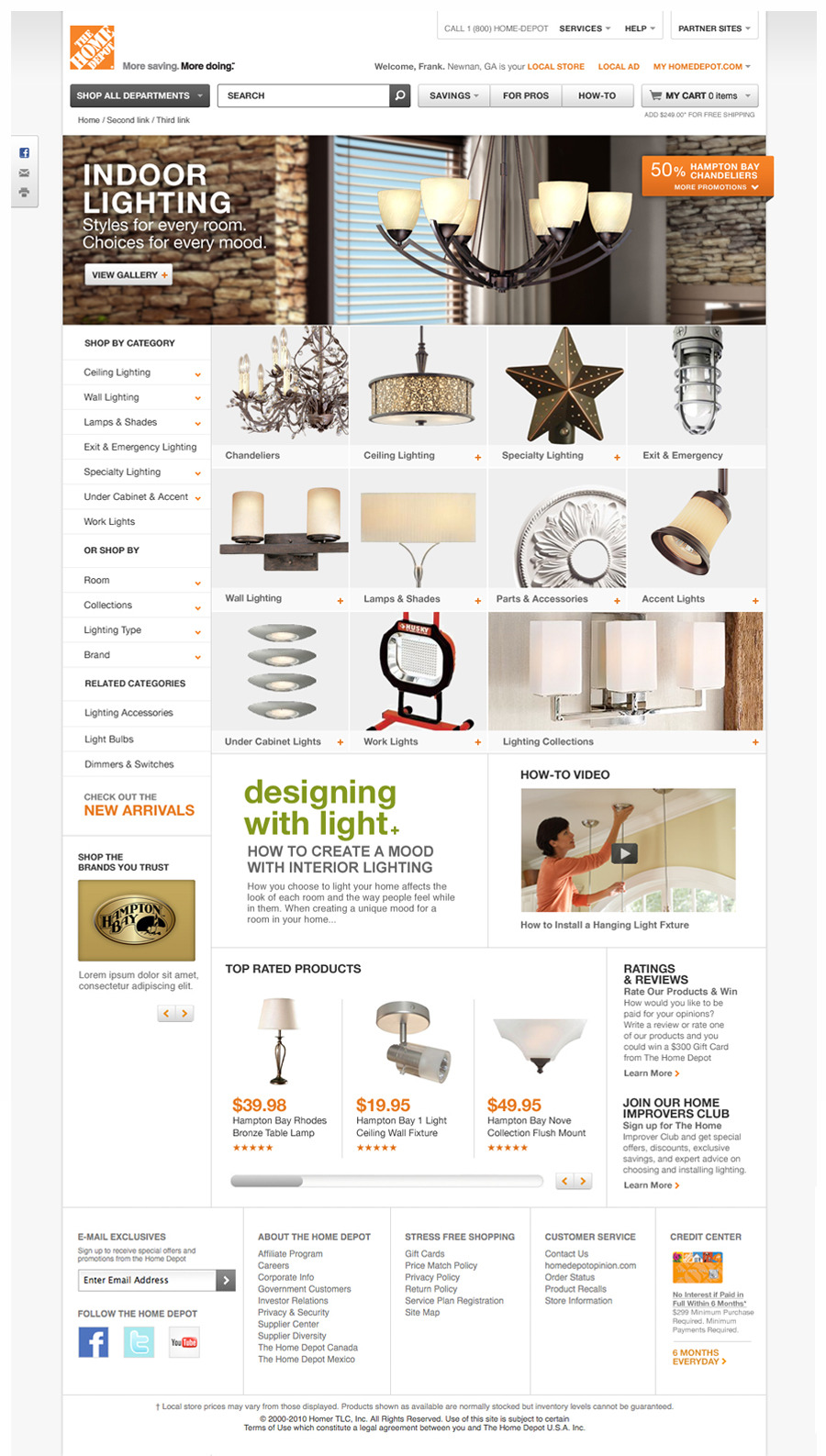 cargo collective templates - home depot state design co