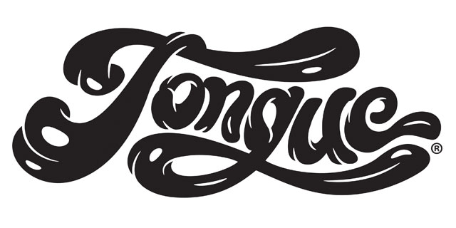 Tongue Logo - Luke Lucas – Typographer | Graphic Designer ...