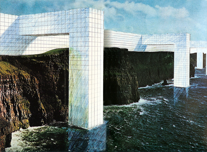 Negative utopias and forewarning images of the horrors for Architecture firms in italy