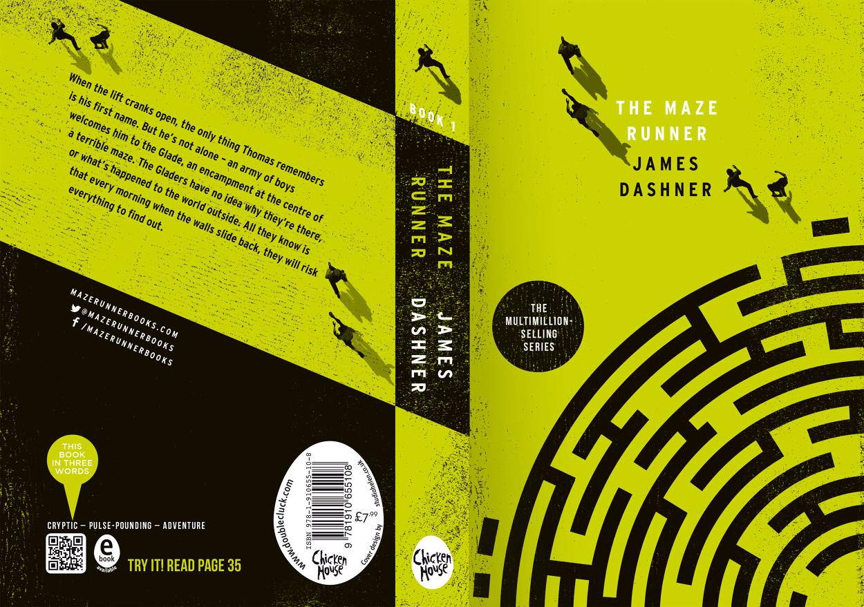 The Maze Runner Series - Helen Crawford-White