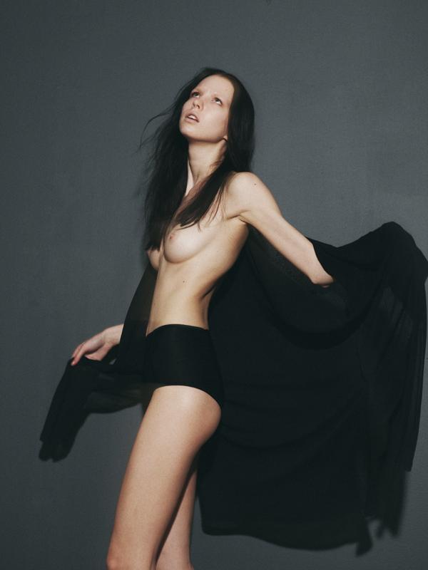 Model: Uliana Tikhova @ Trump NY: cargocollective.com/neurodivine/Uliana-Tikhova