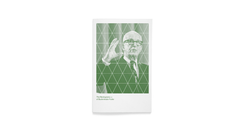 Neologisms of Buckminster Fuller - Scott Langer — Graphic Design