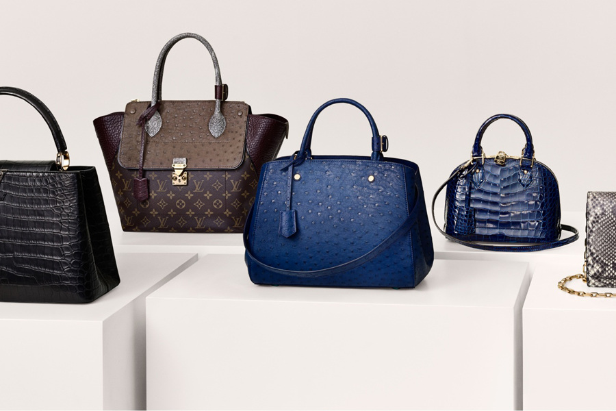 New image art direction and design of the handbag category and product  pages for the new Louis Vuitton e-commerce website. 11f6595e1f