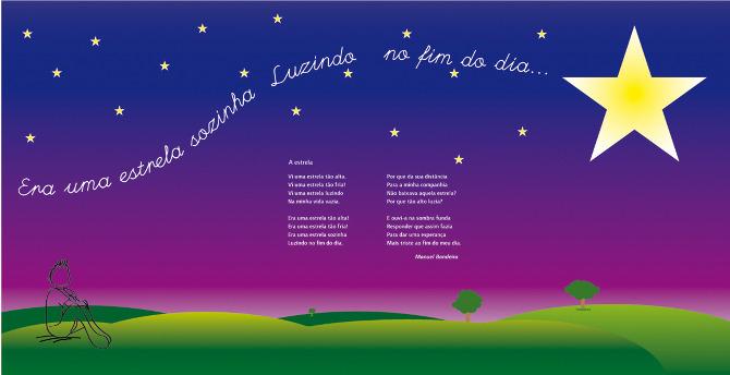 Poemas de Cecília Meireles.