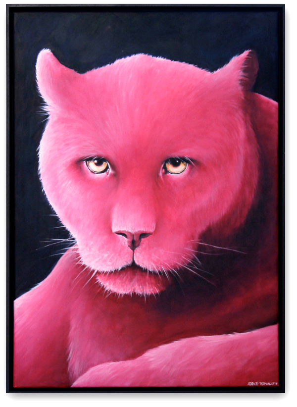 Pink Panther Adele Renault