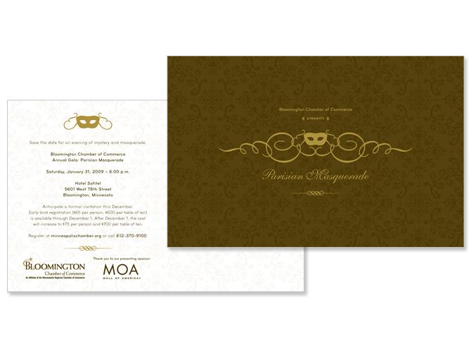 Masquarade Invitations as perfect invitation template