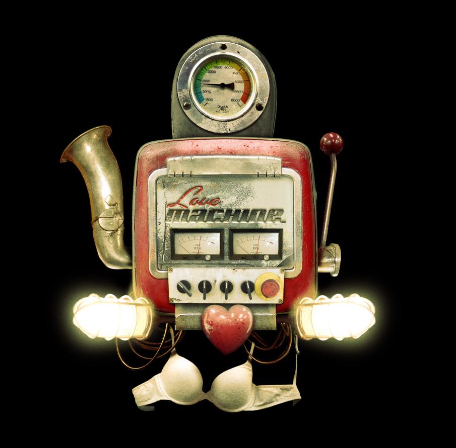 Love Machine - Euro-B-Techno 2000