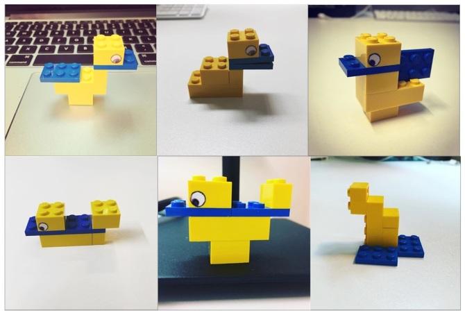 Brains, Bricks, Ducks, and AI - coding conduct