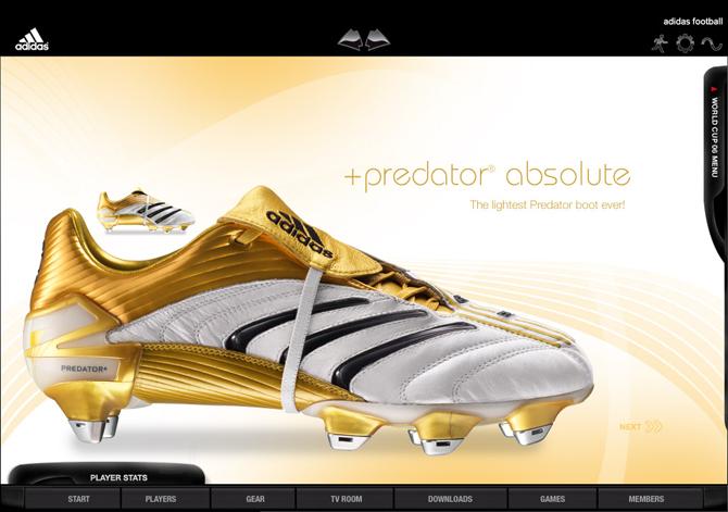 adidas predator 2006