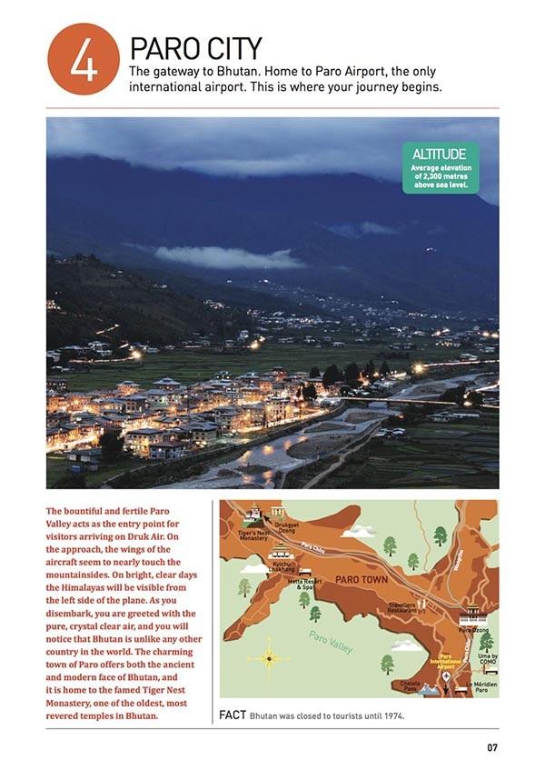 Bhutan Map For Druk Asia Kuanth