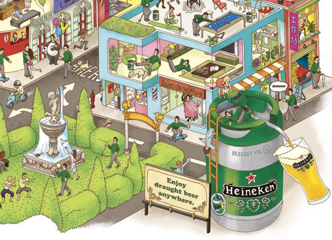 Heineken Keg Singapore Heineken Draught Keg