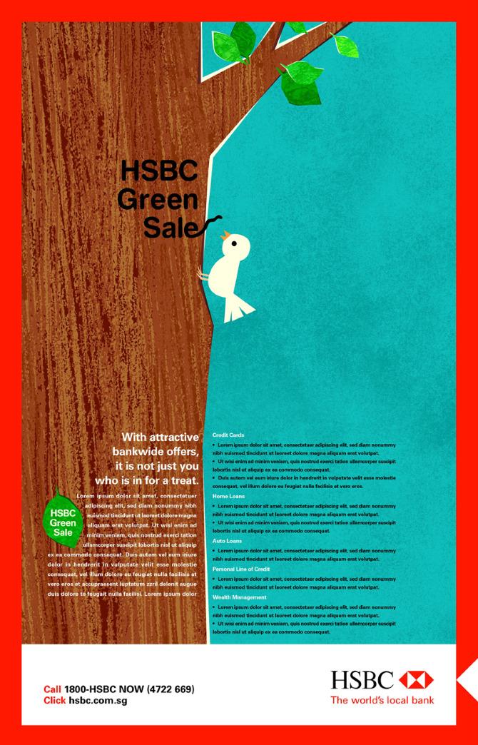 HSBC Green Sales - kuanth