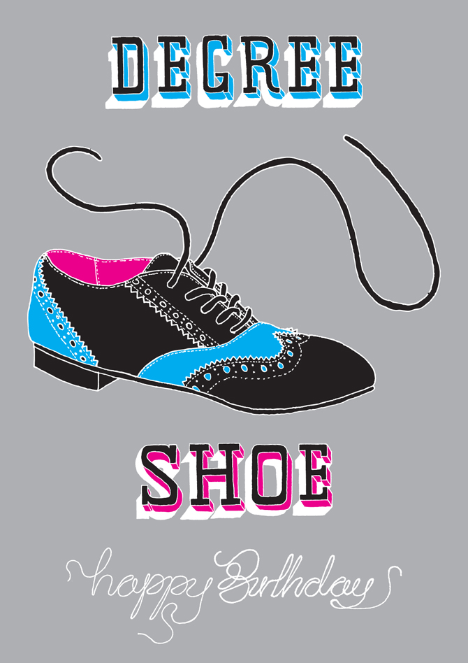Degree Shoe - Charmstrong
