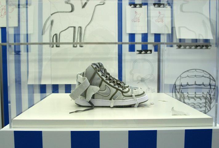 Nike Vandal by Geoff McFetridge - Andy