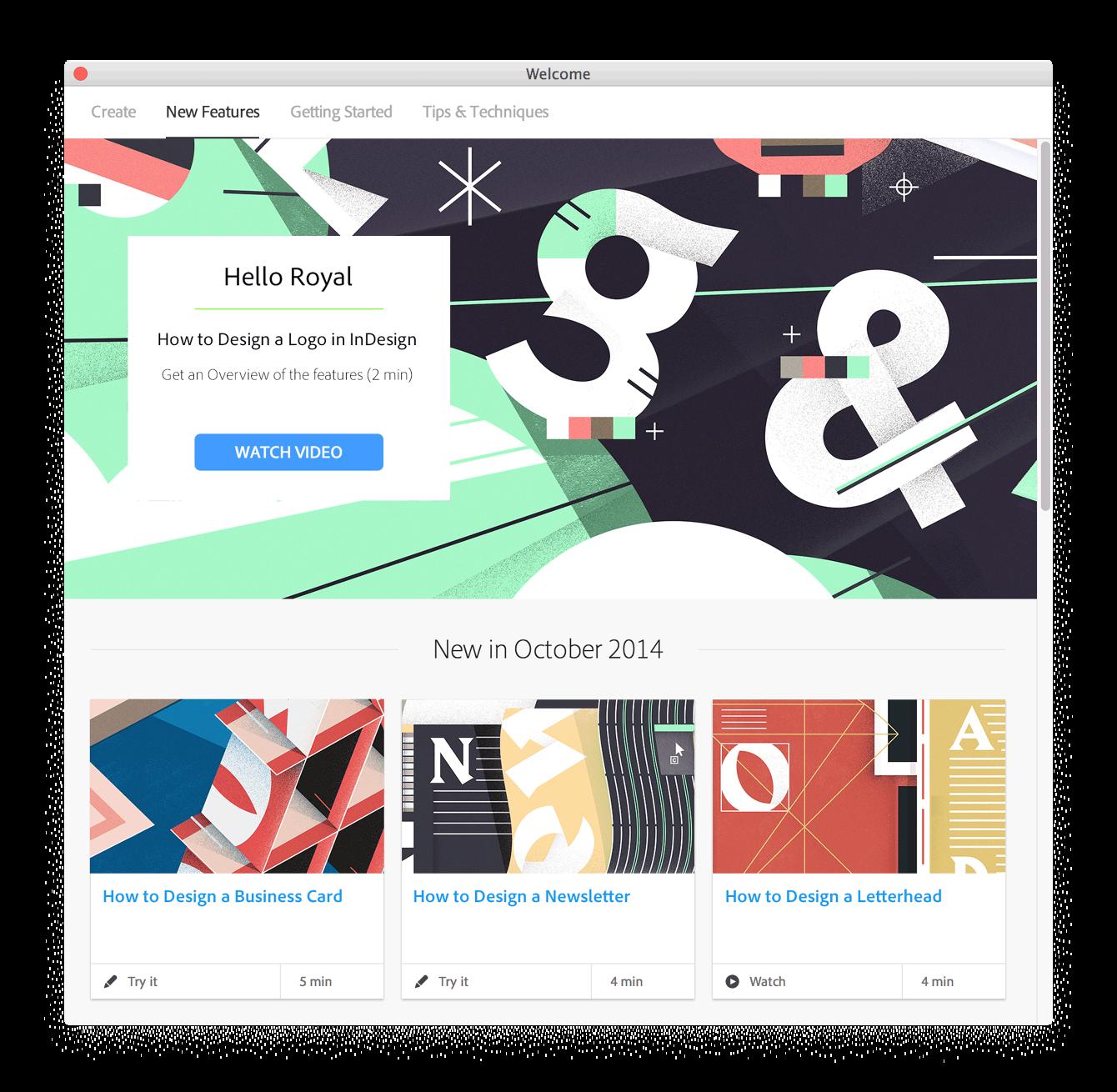 Adobe Creative Cloud - The Royal Studio