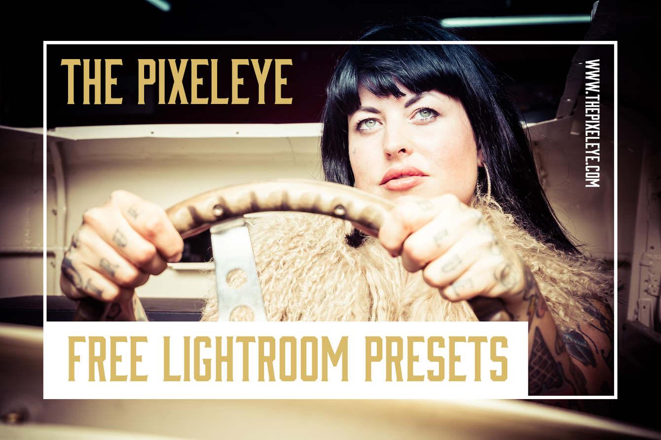 Free Lightroom Presets - PIXELEYE INDUSTRIES | Dirk Behlau