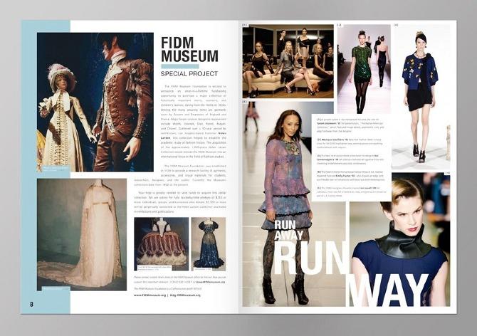 Magazine Layouts, Fashion Magazines and Fashion Magazine Layouts.