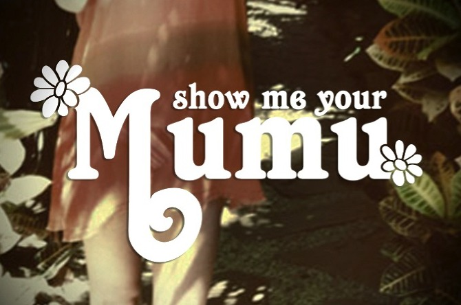 show me your mumu logo BRI EMERY