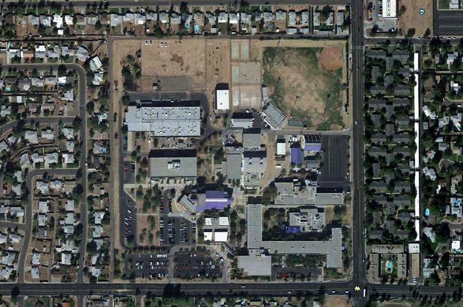 The Wholesale House >> metro tech high school : riparian area - the green house farm