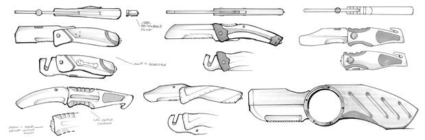 Multi Tool - Paul Summerson