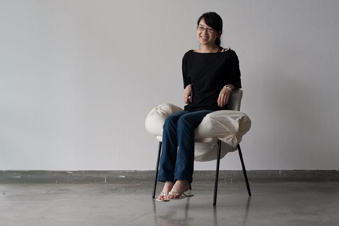 Balloon Chair Joey Chung Designer