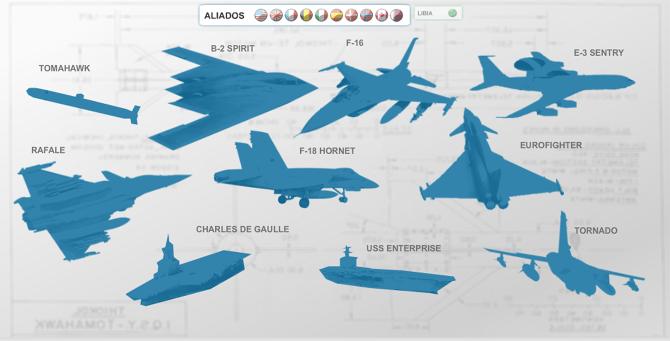 War planes and ships - davidalameda