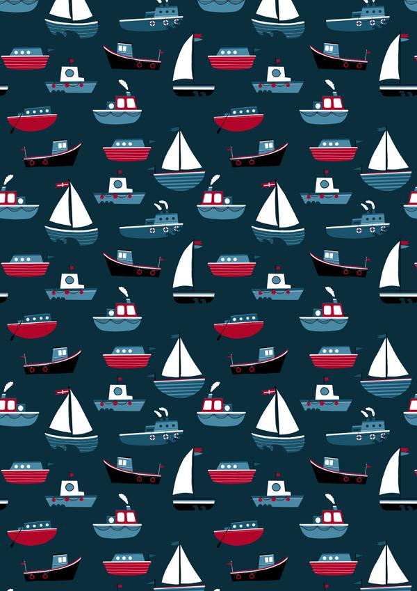 ahoy posters patterns ana seixas