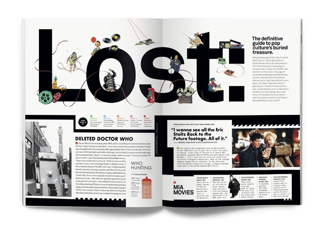 Wired - Alice Cho - art direction + design