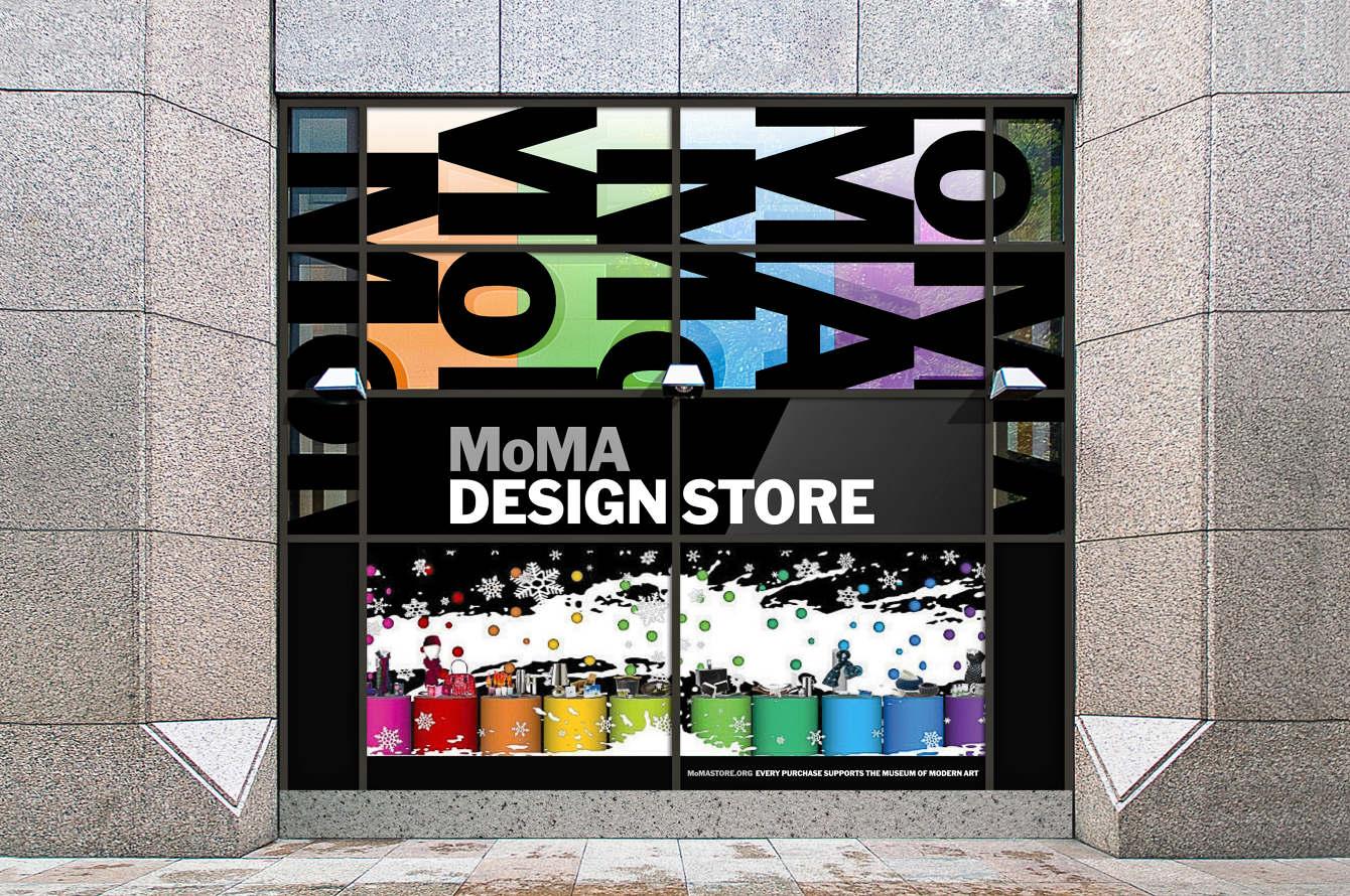 MoMA DS — Environmental - Lichen Project — Graphic Design