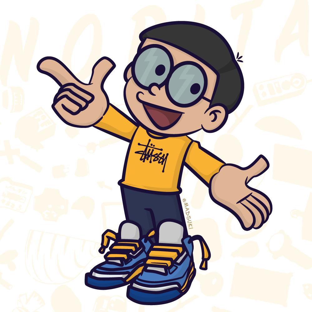 Doraemon Gang Madsuki