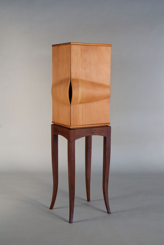 Doug Fir Cabinet Daniel Rickey Originial Furniture