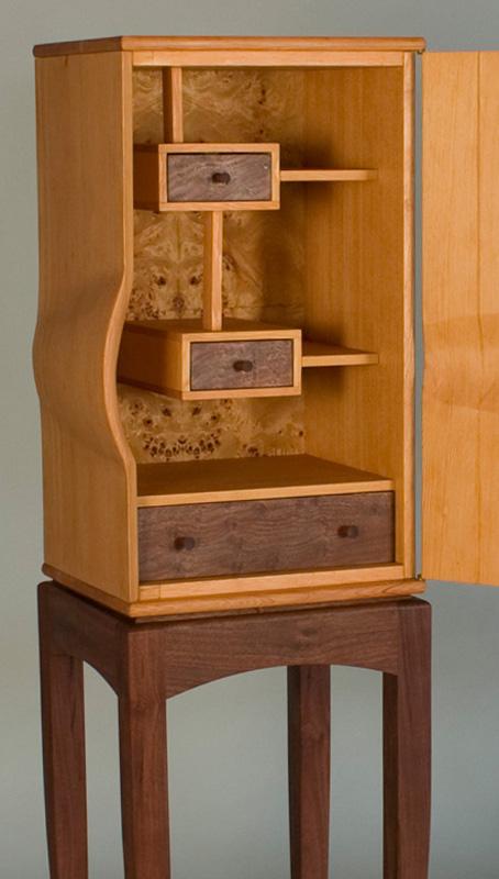 Doug Fir Cabinet   Daniel Rickey | Originial Furniture, Collaboration, U0026  Production