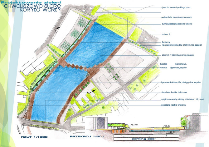 Landscape architecture warta valley architecture for Terrain landscape architecture