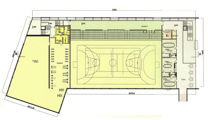 Function Hall Designs Floor Plans