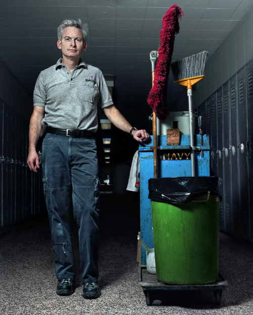 Is being a janitor really that bad of a job? Think about ...