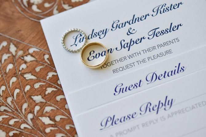 Weddings: Milk & Ice Cream - Amy Kirby Streger