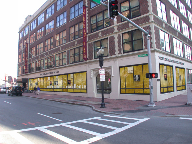 New England Law School >> New England Law Boston Centennial Exhibits Proundesign