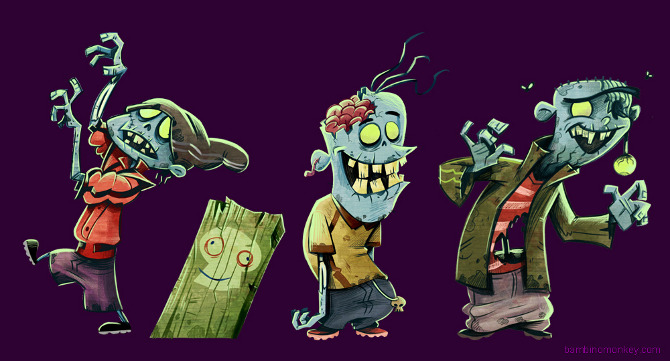 Cartoon Network // Halloween - Bambinomonkey