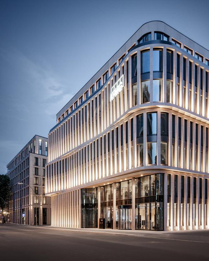 Kpmg Berlin Adrian Schulz Architekturfotografie