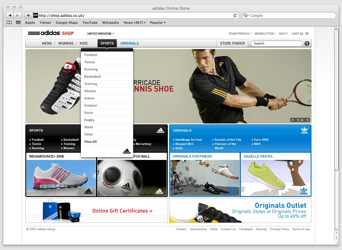 Adidas Shop Mr Lee