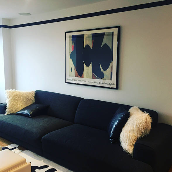 Interior Home Painting With Fine Interior Home Painting: Mark Chamberlain Fine Painting